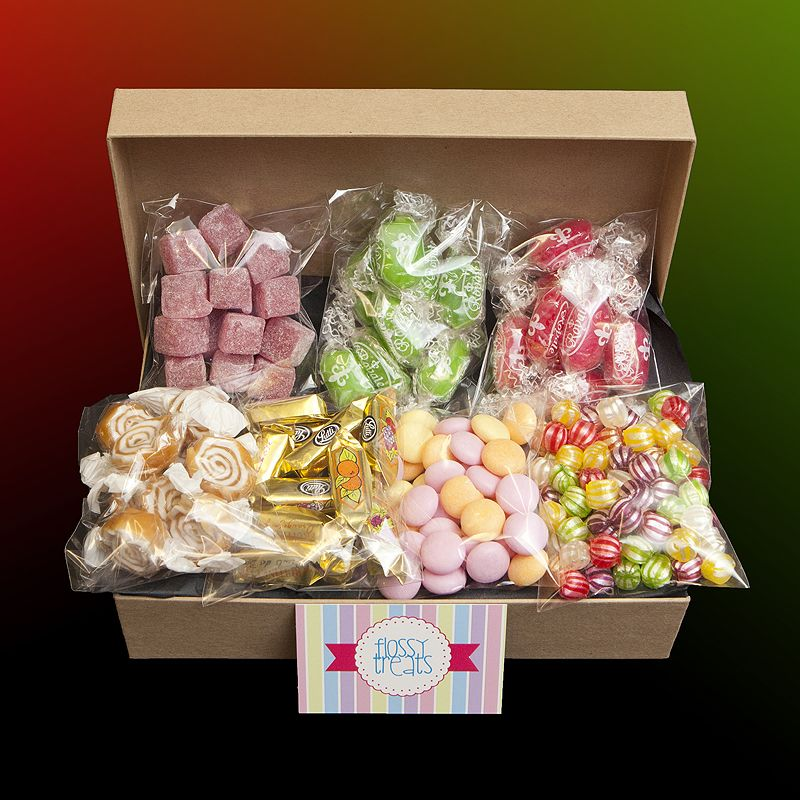 Luxury Traditional Sweet Hamper